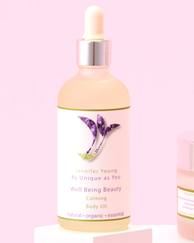 Well Being Beauty Calming Body Oil