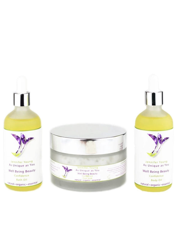 Well Being Beauty - Confidence Body Collection