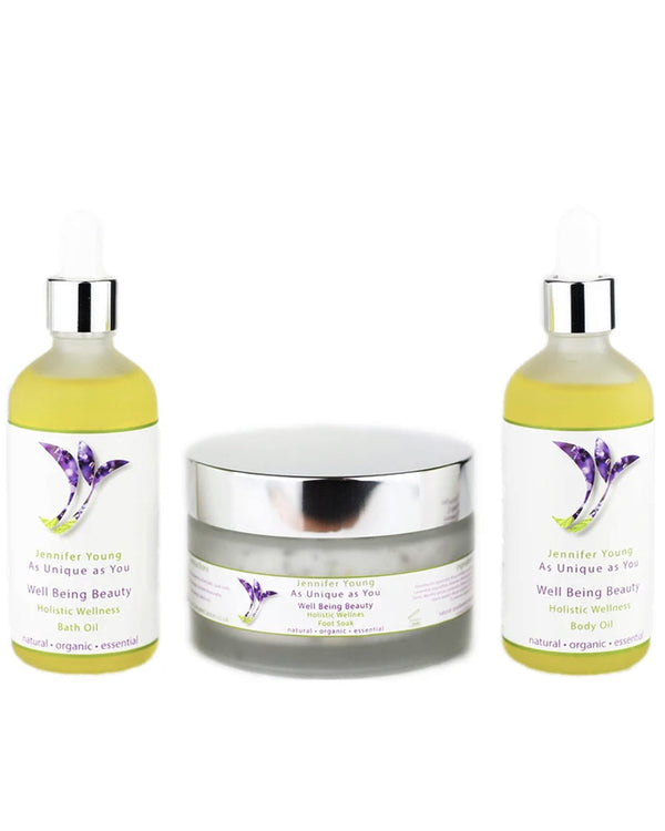 Well Being Beauty - Holistic Wellness Body Collection