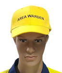 Warden Cap - Yellow Area Warden