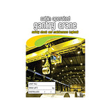 Cabin Gantry Crane Safety Check and Maintenance Logbook