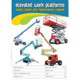 Elevated Work Platform Safety Check and Maintenance Logbook