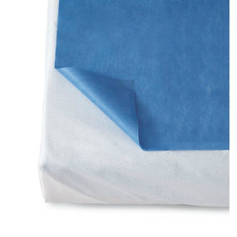 Sheets Polyester Cotton White Flat