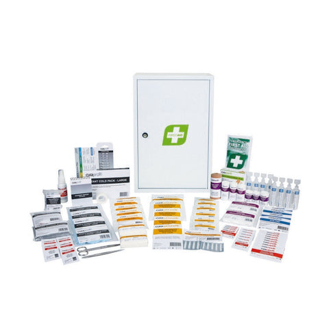 FAEW10__first-aid-kit-e-series-general-workplace-kit-metal-wall-mount