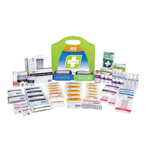 First Aid Kit - R2 Workplace Response Kit (Plastic Case)