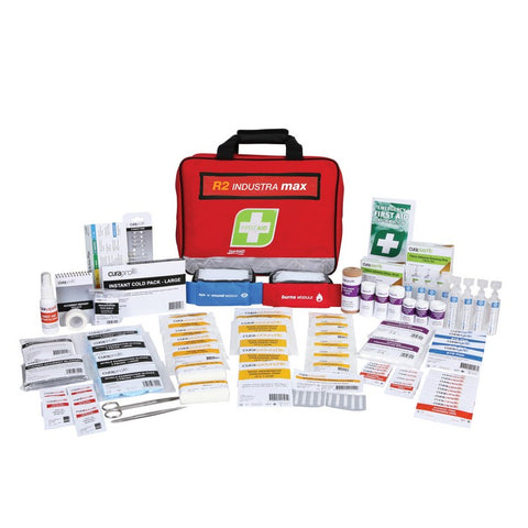 First Aid Kit - R2 Industra Max Kit (Soft Pack)