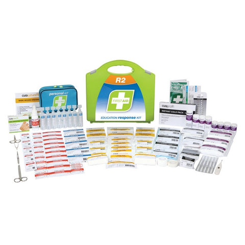 First Aid Kit - R2 Education Response Kit (Plastic Case)