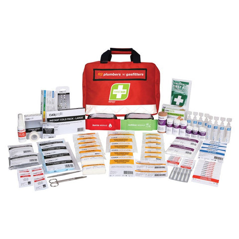 First Aid Kit - R2 Plumbers & Gasfitters Kit (Soft Pack)