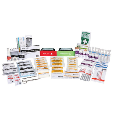 First Aid Refill Pack - R2 Plumbers & Gasfitters Kit (REFILL)