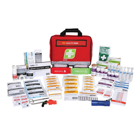 First Aid Kit - R2 Remote Max Kit (Soft Pack)