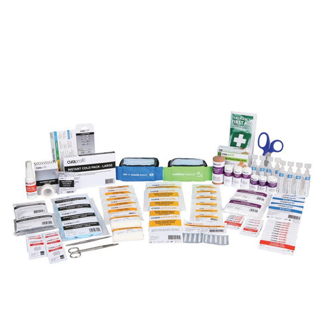 First Aid Refill Pack - R2 Truck & Plant Operators Kit (REFILL)