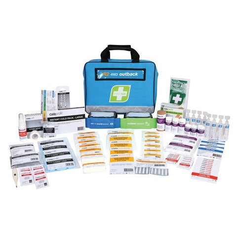 First Aid Kit - R2 4WD Outback Kit (Soft Pack)