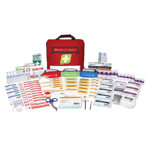 First Aid Kit - R3 Trauma Emergency Response Pro Kit (Soft Pack)