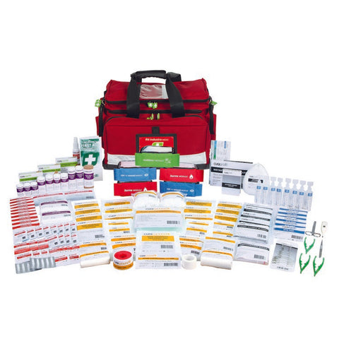 First Aid Kit - R4 Industra Medic Kit (Soft Pack)