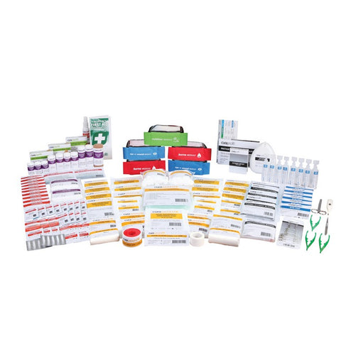 First Aid Refill Pack - R4 Industra Medic Kit (REFILL)