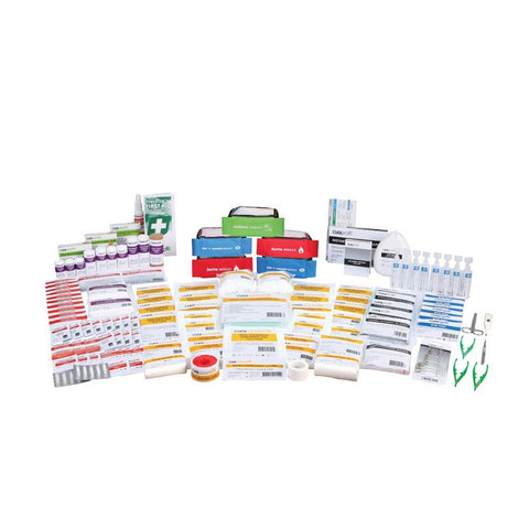 First Aid Refill Pack - R4 Education Medic Kit (REFILL)