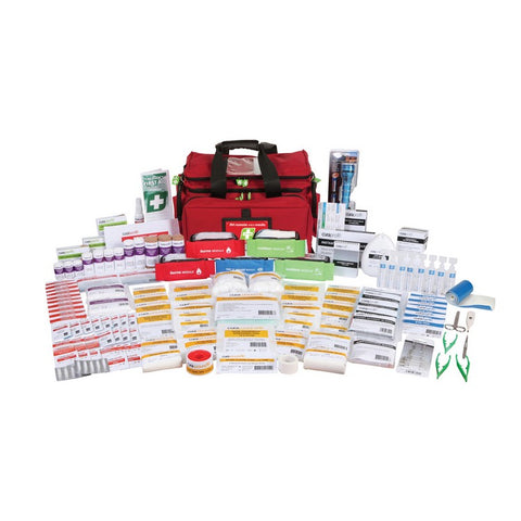 First Aid Kit - R4 Remote Area Medic Kit (Soft Pack)
