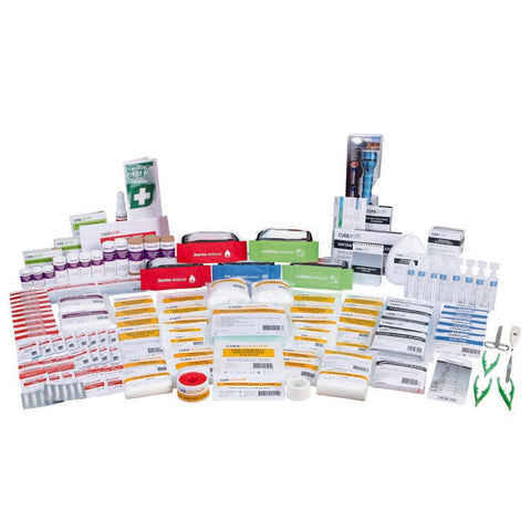 First Aid Refill Pack - R4 Remote Area Medic Kit (REFILL)