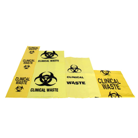 Clinical Waste Bag 27L
