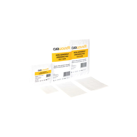 Non Adherent Dressing 7.5 x 5 cm Sterile