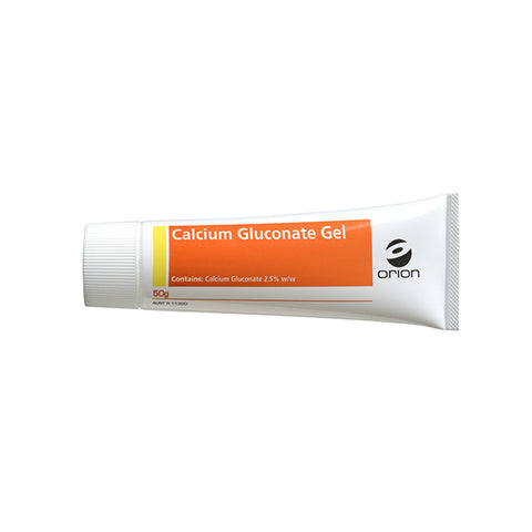 Calcium Gluconate Gel 50G Tube