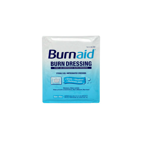 Hydrogel Burns Dressing 60 x 40 cm