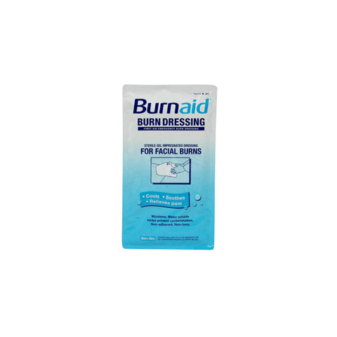 Hydrogel Burns Face Mask Dressing 60 x 40 cm