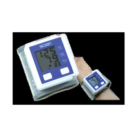 Digital  Sphygmomanometer Wrist Model Premium Latex free 2 Year Warranty