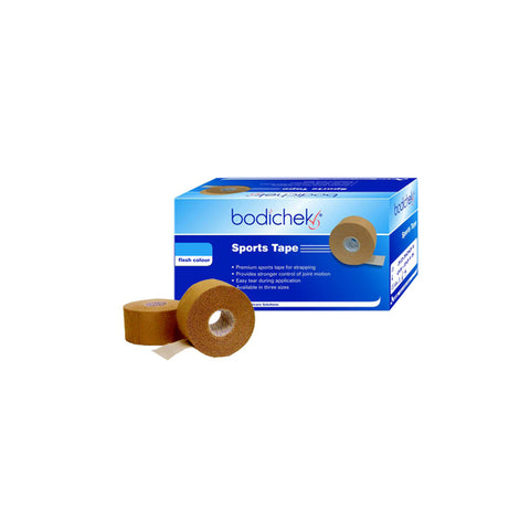 Sports Strapping Tape 50 MM x 13.7 MM Brown