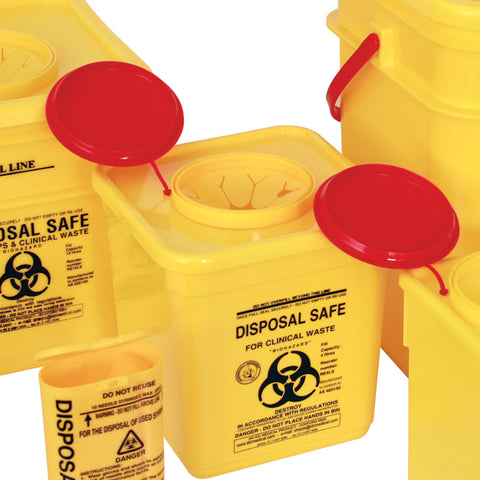17L Sharps Container