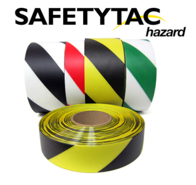 SafetyTac® Hazard Floor Marking Tape