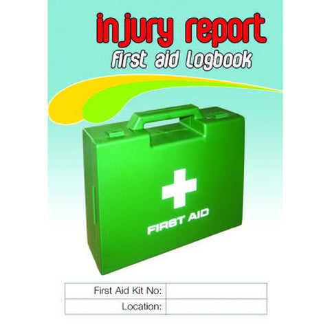 Injury Report Logbook