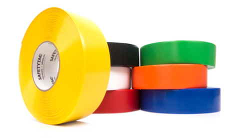 SafetyTac® Lean Floor Marking Tape