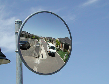 Convex Mirrors Outdoor Heavy Duty Acrylic