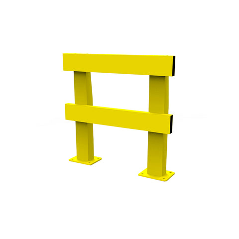 Forklift Pedestrian Safety Barrier 1m