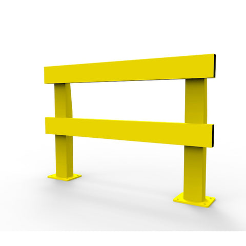 Forklift Pedestrian Safety Barrier 1.5m
