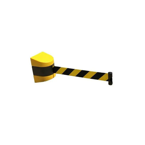 Magnetic Retractable Barrier
