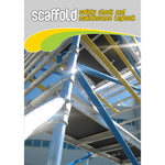Scaffold Safety Check and Maintenance Logbook