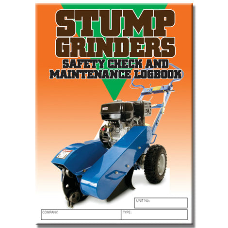 Stump Grinders Logbook