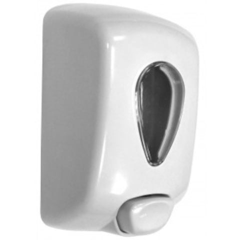 Liquid Soap Dispenser 1L Refillable Wall Mount.