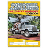 concrete agitator safety check-logbook_300