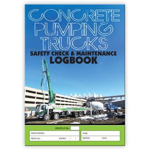 concrete pumping safety-check-logbook_300
