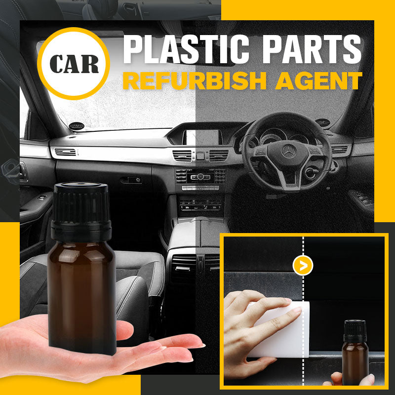 Car Plastic Parts Refurbish Agent(50% OFF)