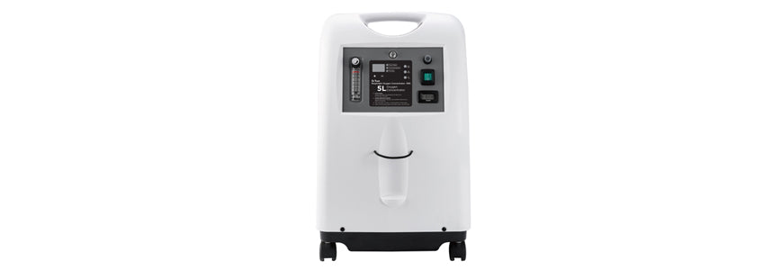 OXYGEN CONCENTRATOR : HELPS TREATING BREATHING ISSUES, SUPPORTING COVID-19 PATIENTS
