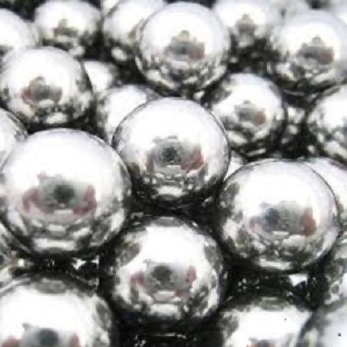 10 x 6mm Steel Balls, Ball Bearings Grade 500
