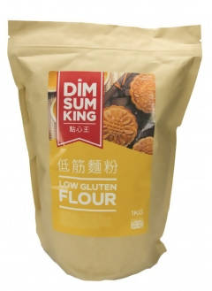 1kg Dim Sum King Low Gluten Flour