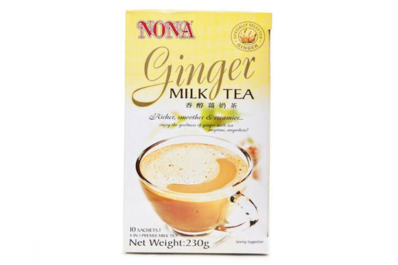 NONA Chinese Ginger Milk Tea