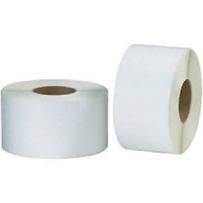 3 x 1500 Direct Thermal Printer Labels self adhesive Zebra 4