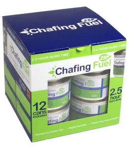 ZSP 12 x Cans Caterers Chafing Fuel