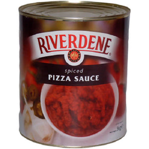 Riverdene Spiced Pizza Sauce 6 x 3kg Tins
